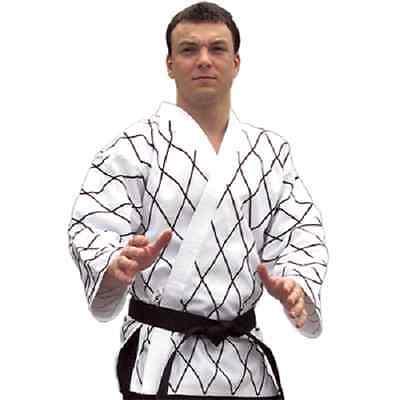 Elite Diamondback Hapkido Uniform Gi Top White