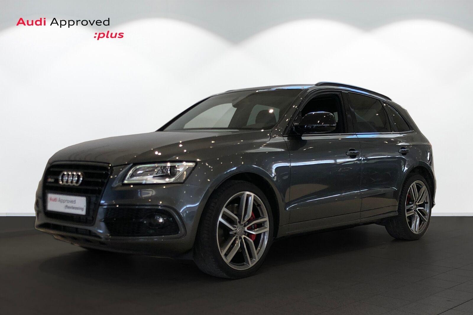 Audi SQ5 3,0 TDi 340 Plus quattro Tiptr. 5d - 3.994 kr.