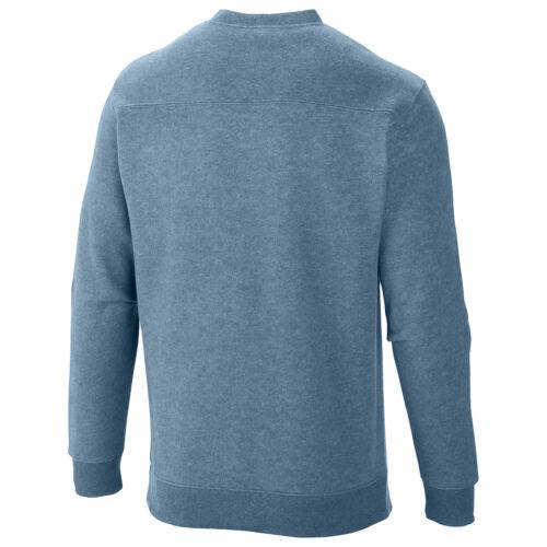 "New Mens Columbia /""Hart Mountain II/"" Crew Neck Sweatshirt Pullover Fleece Shirt"