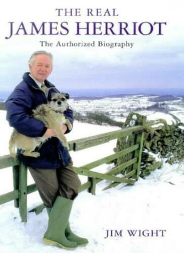 1 of 1 - The Real James Herriot: The Authorized Biography By Jim Wight. 9780718142902