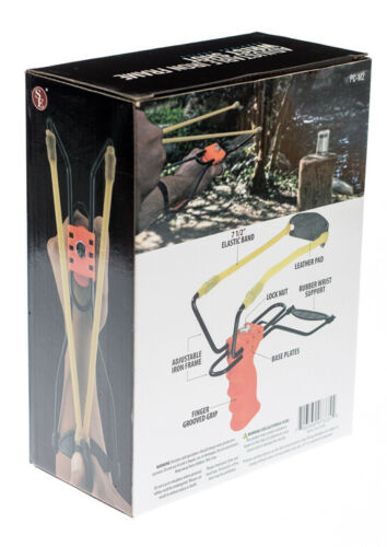 Slingshot Adjustable Wrist-Brace Slingshot Catapult Hunt Sling Shot Outdoor