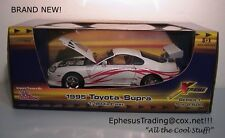 Ertl/Racing Champions Xtreme 1995 Toyota Supra White 1 of 2500 1/18 NEW MINT