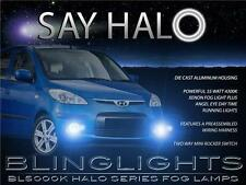 Halo Fog Lamp Angel Eye Driving Lights for 2008 2009 2010 Hyundai i10