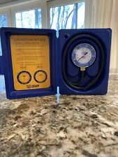 Ritchie Yellow Jacket 78055 Gas Pressure Test Kit 0 10 Wc