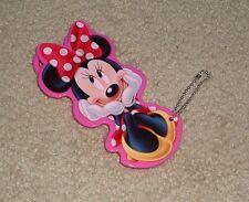 Pink Disney Minnie Mouse Scissors Keyring Set School Supply
