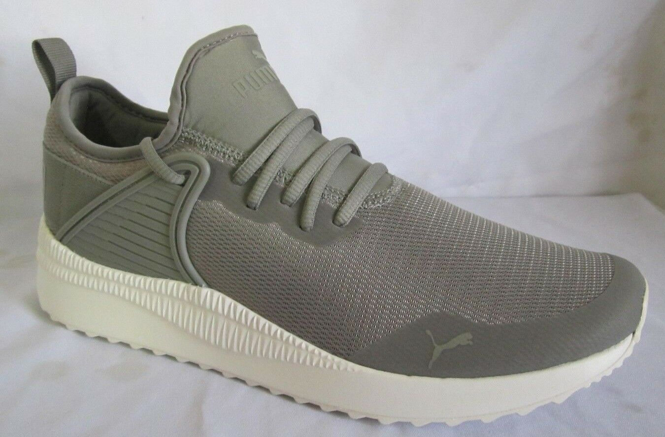Puma Pacer Next Cage shoes Gray Men Walking shoes Cage 9 6dad84