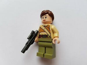 Lego Star Wars, Resistance Soldier, Female Minifigure from 75103 - New