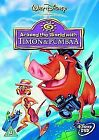 Timon And Pumbaa - Around The World With Timon And Pumbaa (DVD, 2009)