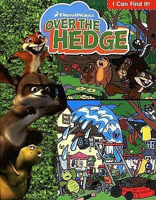 I Can Find It Ser Over The Hedge 2006 Hardcover For Sale Online Ebay