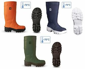 11b6e1dd1c1 Details about GUY COTTEN GC THERMO BOOTS / WELLINGTON / FISHING / CLEANING  & PROCESSING