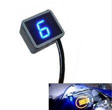 Display LED pantalla indicador de marchas para moto visualizador cambio marcha