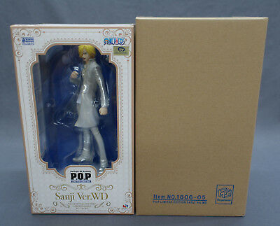 One Piece Portrait Of Pirates Pop Sanji Ver Wd Wedding Megahouse Ltd Japan New 4535123715907 Ebay