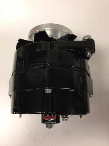 Details about  /6V POS 60A BLK PC ALTERNATOR 1932-1938 FORD FLATHEAD V8 W// RADIATOR FAN PULLEY