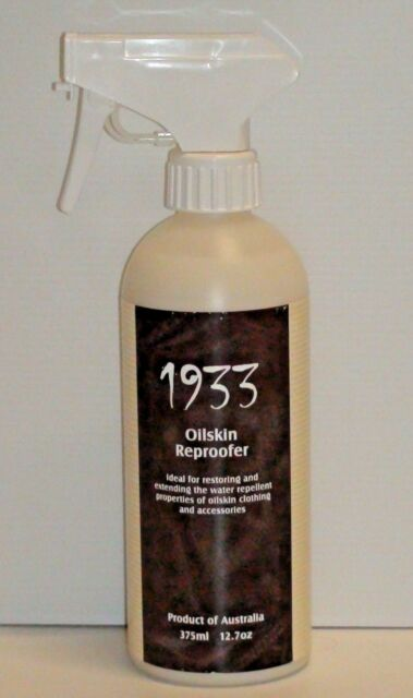 BK SMITH OILSKIN REPROOFER for DRIZA BONE COATS 1933 RESTORER DRIZABONE REPAIR