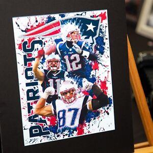 Tom Brady  12 Julian Edelman  11 Rob Gronkowski  87 - New England ... 6b31d4de4