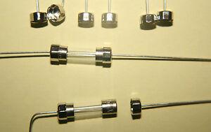 Feinsicherungen-Halter-Loet-Kapp-Clip-A-Clip-B-fuer-5x20-Feinsicherung-anschauen