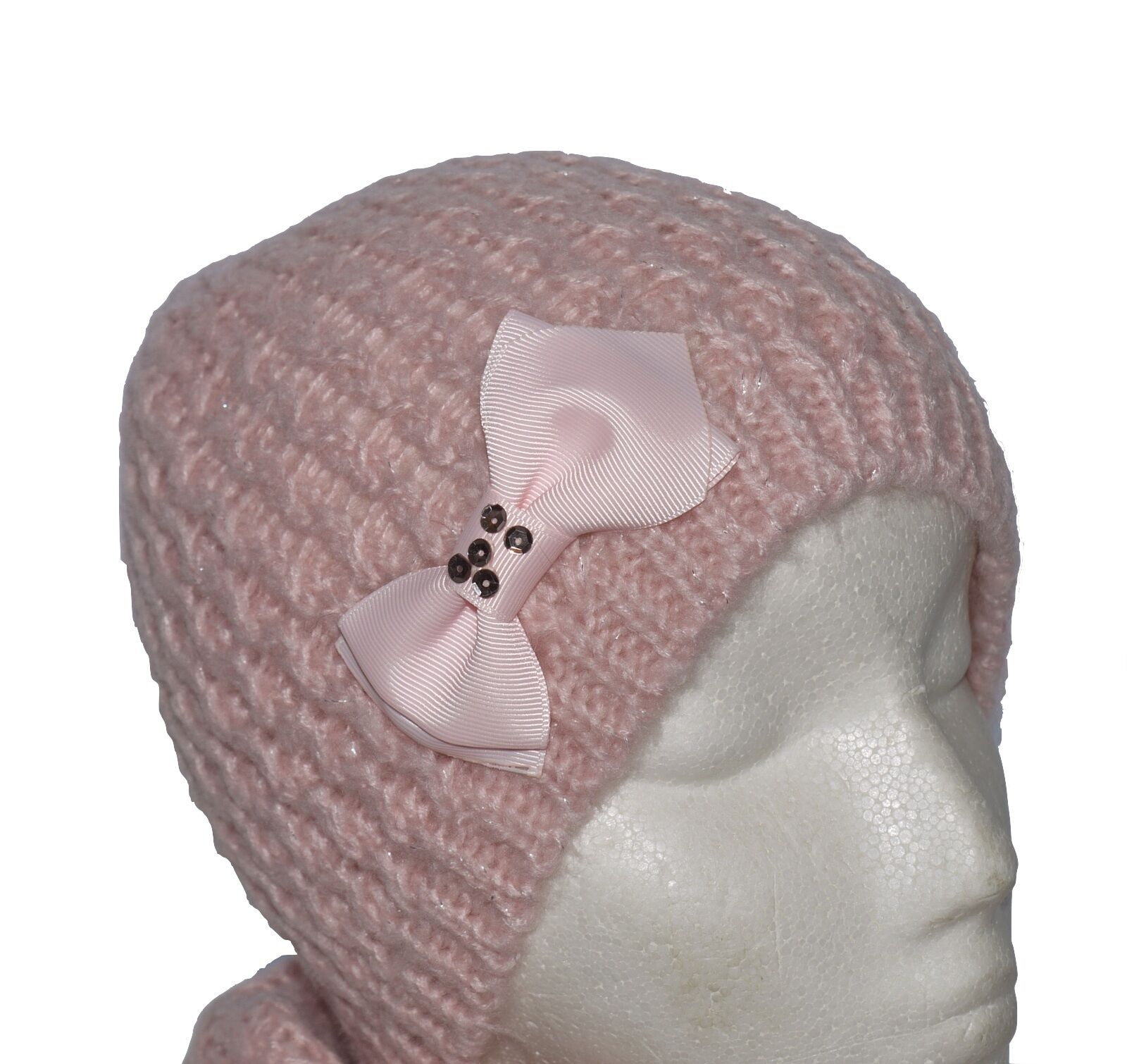 Pretty Teens Ladies Hat and Scarf Set NEW