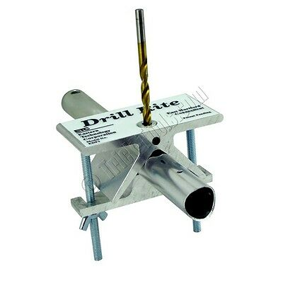 Drill Rite Precision Drill Guide for drilling pipe or tube