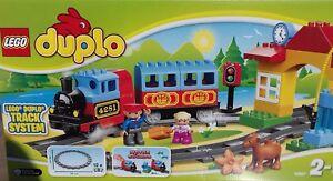 Lego Duplo 10507-mon Premiertrain - Neuf Scelle-superbe Rare!!!