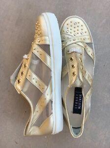 Stuart Weitzman Womens 8.5 Sneakers