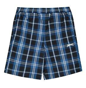 Garcons-Slazenger-legere-elegante-Classique-Graphique-Shorts-Tailles-7-To-13
