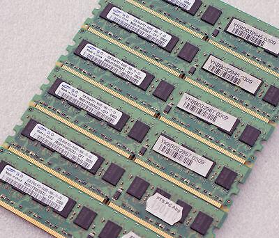 8gb 4x2gb Speicher Pc2-6400e-666-12 Samsung M391t5663qz3-cf7 Fsc Tx150 S6 / S87 Preisnachlass