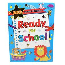 Ready for School Activity Book with Gold Reward Stickers Age 6-8 - Book 1