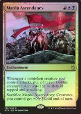 Manglehorn FOIL Amonkhet NM-M Green Uncommon MAGIC THE GATHERING CARD ABUGames