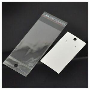 100-Sets-Ear-Hooks-Earring-Display-Cards-9cmx5cm-with-Self-Adhesive-Bags-15-N1B9