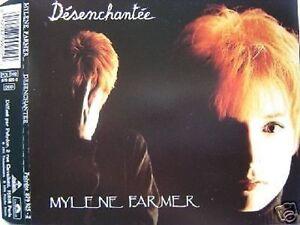 MYLENE-FARMER-DESENCHANTEE-MAXI-CD