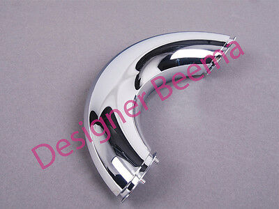 MINI R52 Convertible Interior Seat Roll Over Bar Chrome Panel Trim JS