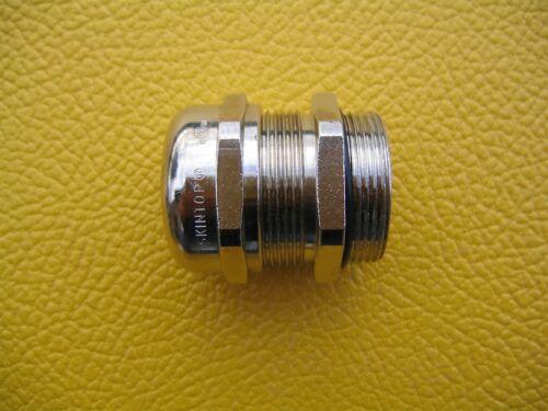 Kabelverschraubung Messing PG21 Hugro 15-20,5mm 105.2121.20