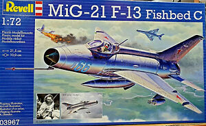 Mig-21-F-13-Fishbed-C-Revell-Kit-1-72-03967-Nuovo