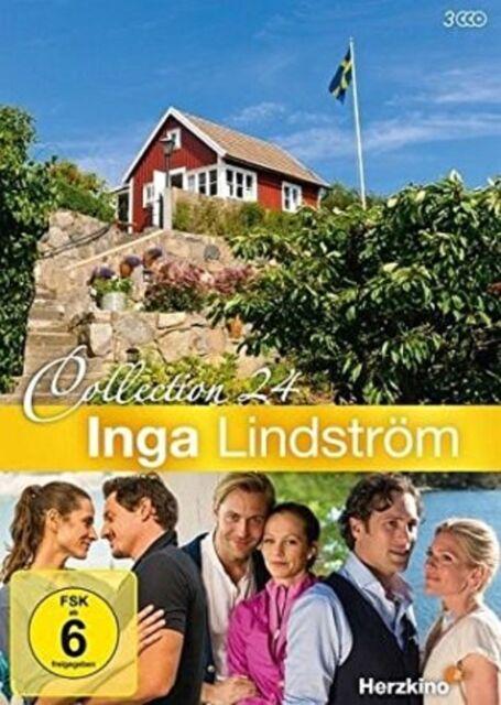 Inga Lindström Collection 24 NEU OVP 3 DVDs