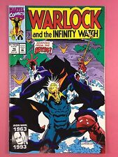 WARLOCK CHRONICLES - & The Infinity Watch - Marvel Comics - No.16, May VFN