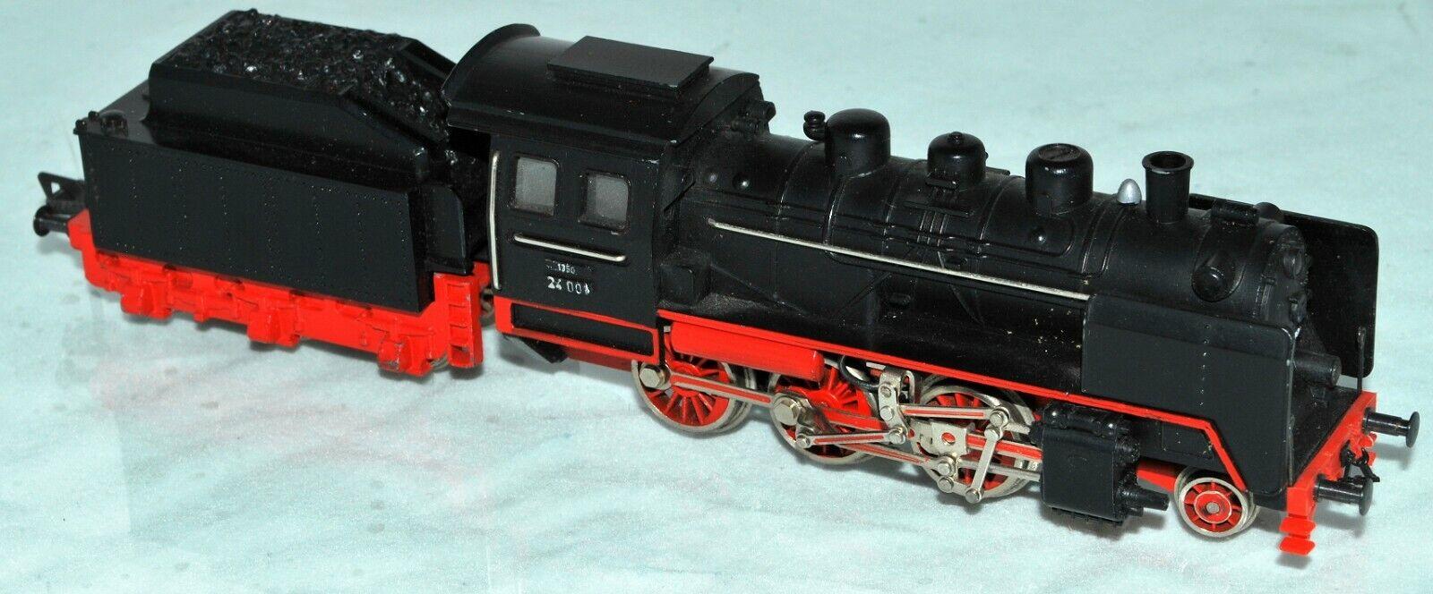 Fleischmann 1350 HO 2-6-0 Class BR 24 001 DC Steam loco.