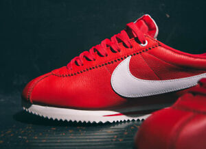 new arrival a2a81 d5290 Details about Stranger Things x Nike Cortez Classic 4th July Red White UK  7-11 EUR 41-46