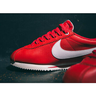 Stranger Things x Nike Cortez Classic 4th July Red White UK 7-11 EUR 41-46