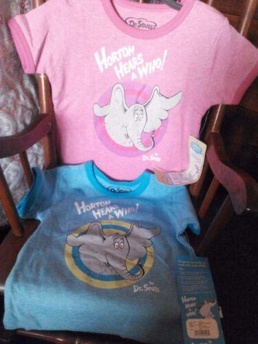 Seuss BRAND  NEW BODYSUIT SHIRT Horton Hears A Who Dr