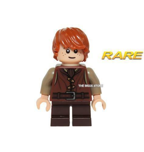 FREE GIFT BAIN SON OF BARD FIGURE SUPER RARE LEGO LORD OF THE RINGS NEW
