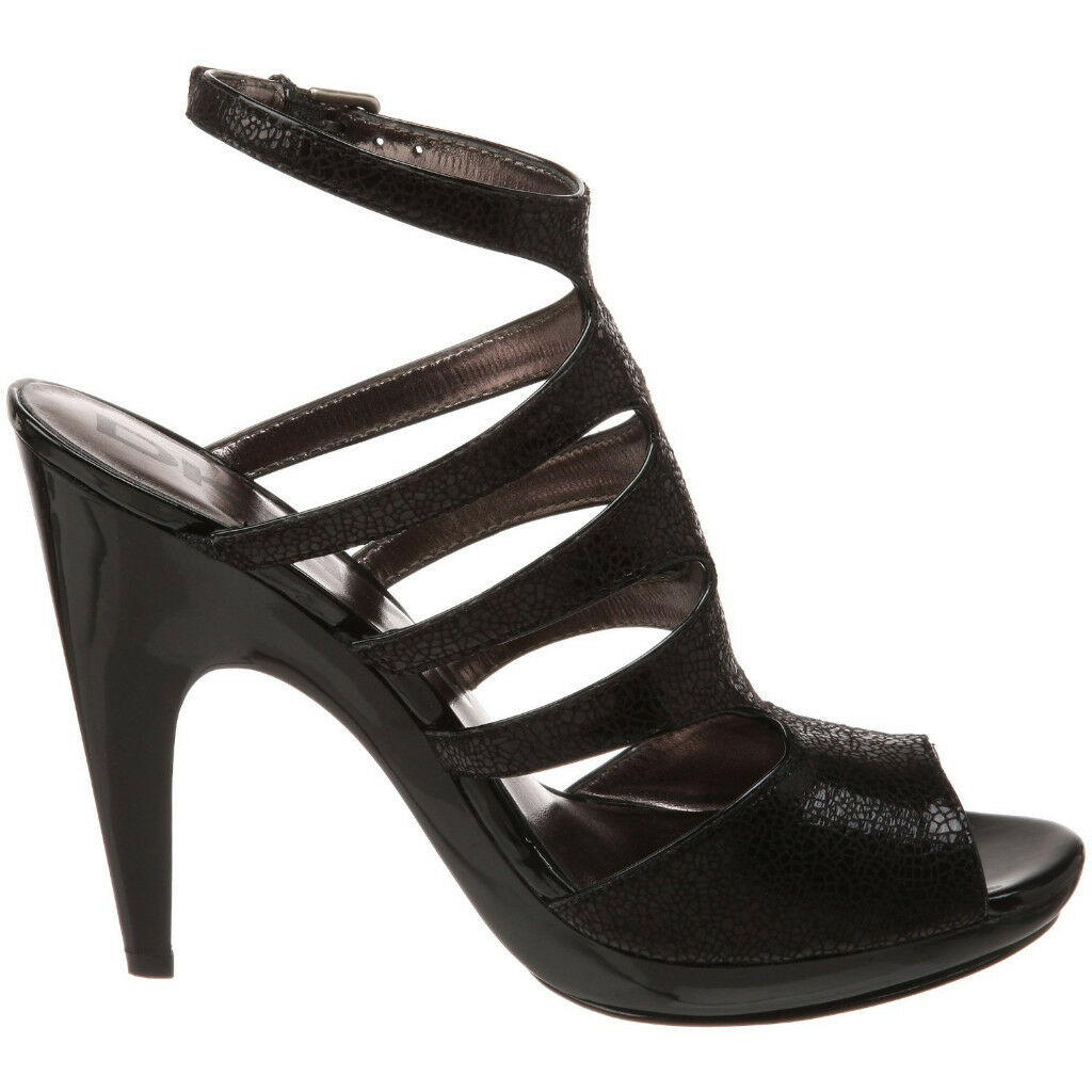 DKNY Damenschuhe'S ZURI ZURI Damenschuhe'S BLACK SANDALS COLLECTION Schuhe   Sz. 9.5 5a9786