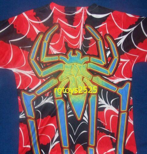 Marvel The Amazing Spiderman t-shirt Sz 4-5 XS 6-7 S 8 M 10-12 L New Child Tee