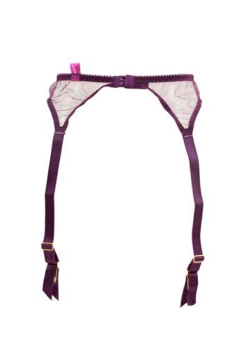 Suspender di 40 £ Agent Purple L'agente Womens Taglia Bcf812 Lace Provocateur 5055780059149 Rrp S g1XxwdPq