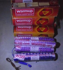 Image Is Loading Warmup Underfloor Heating Mat 140w 0 5mx2m 1sqm