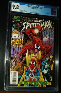 AMAZING-SPIDER-MAN-403-1995-Marvel-Comics-CGC-9-8-NM-MT