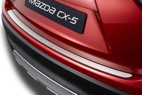 Auto-Anbau- & -Zubehrteile Mazda CX-5 Rear Bumper Protector 11 ...