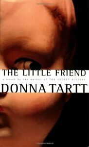 The-Little-Friend-by-Tartt-Donna-Book-The-Fast-Free-Shipping