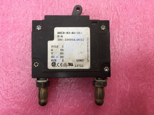 AMR Serie Details about  /EATON AMIR-B3-AC-21-K-A Lot of* 10 Magnetic Hydraulic Circuit Breaker