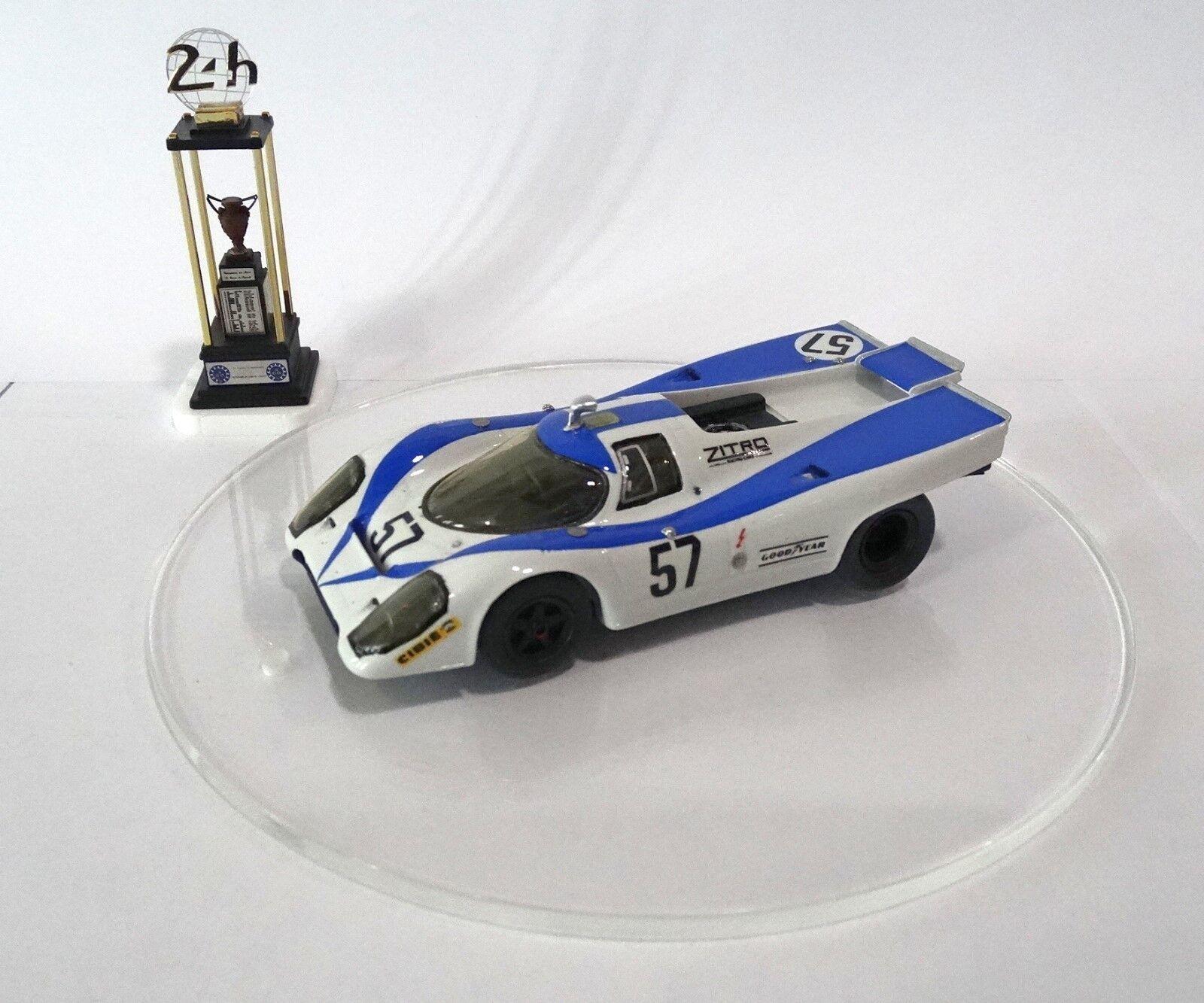 Porsche 917 K Le Mans 1971 Built Balloon Kit 1 43 No Spark minichamps