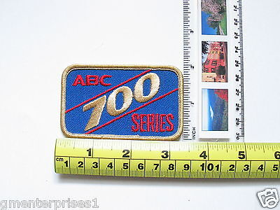 Abc 700 Serie Patch (#835) Volume Large